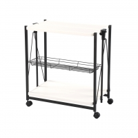 Ovoid Utility Trolley